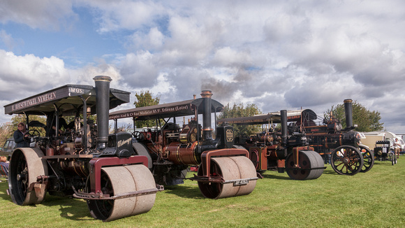 Sandtoft Steam Rally 2018