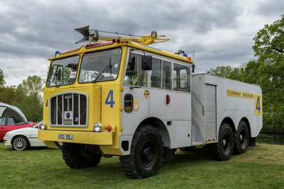 Airport Fire Engine - XOG 99J