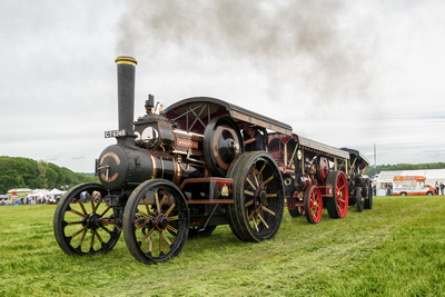 Castle Howard Traction Engine Rally - 2019