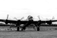 "Lancaster Bomber ""Just Jane"" - NX611"