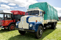 Duncombe Park Steam Rally 2017
