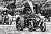 Duncombe Park Steam Rally 2018